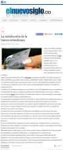 La satisfacción de la banca colombiana