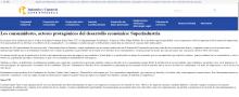 Los consumidores, actores protagónicos del desarrollo económico: Superindustria